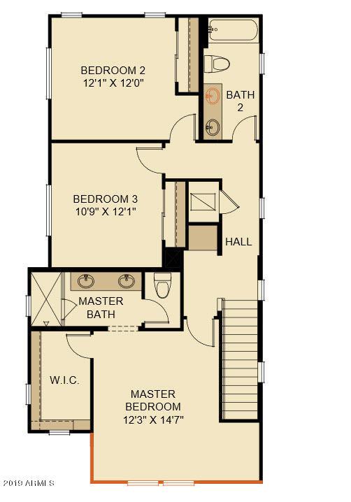 MLS 5879499 2668 S HARMONY Avenue, Gilbert, AZ 85295 Condos