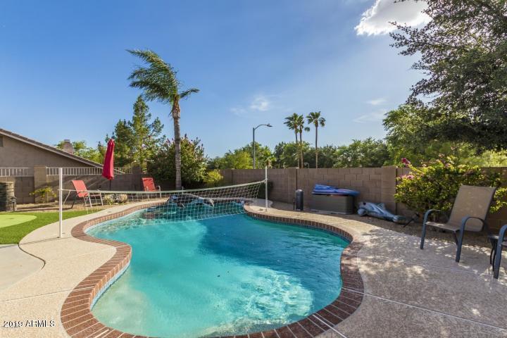 MLS 5879825 6541 W VIA MONTOYA Drive, Glendale, AZ 85310 Glendale AZ Golf