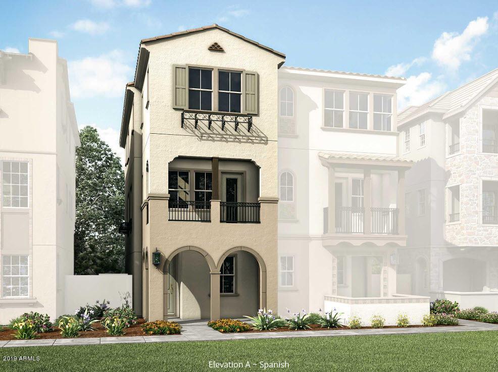 Photo of 2662 S HARMONY Avenue, Gilbert, AZ 85295