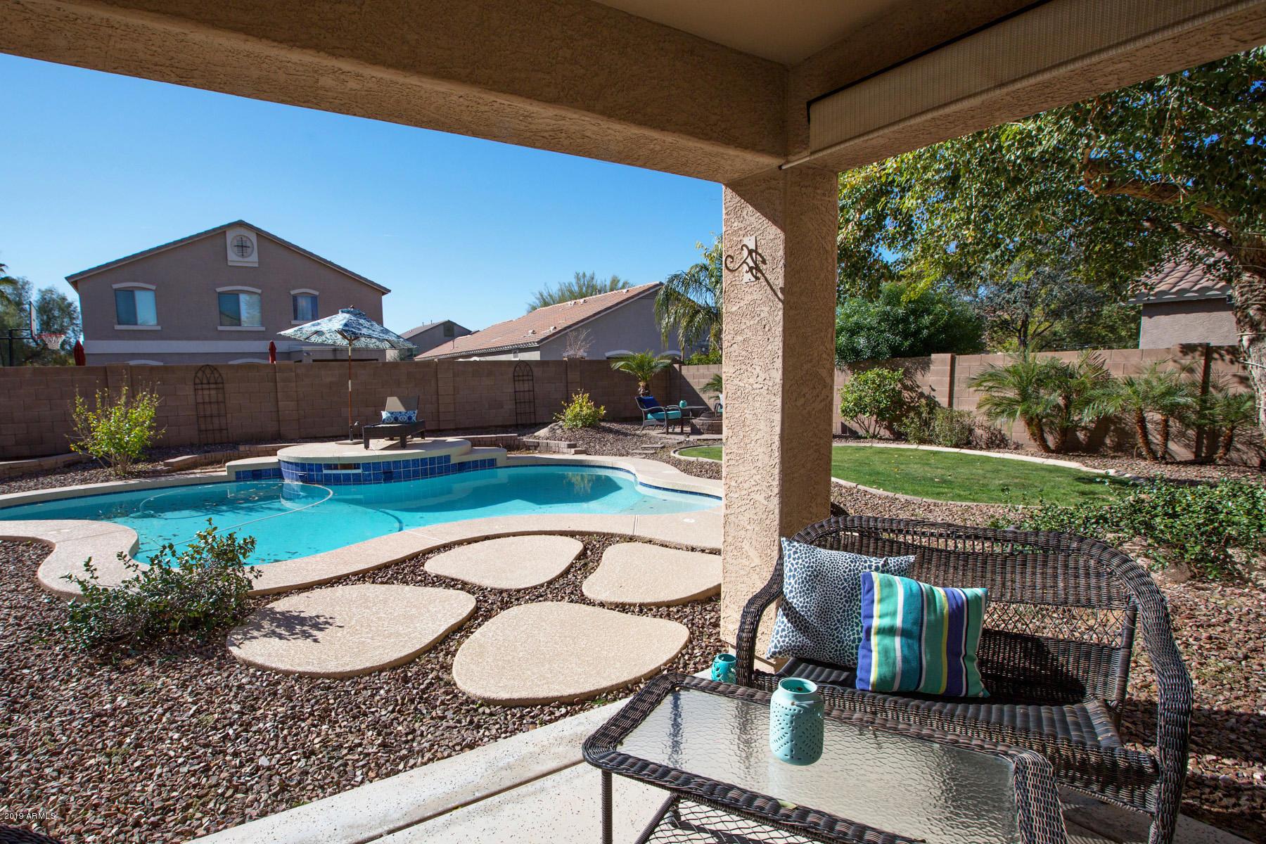 MLS 5880533 1295 E BLUEBIRD Drive, Gilbert, AZ 85297 Gilbert AZ Estates At The Spectrum