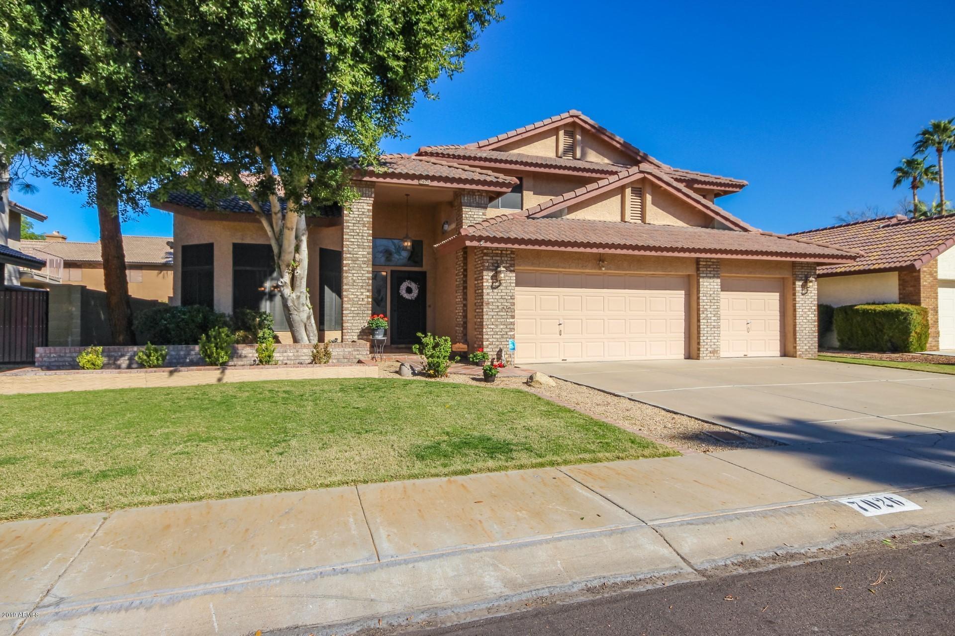 Photo of 7026 W Wescott Drive, Glendale, AZ 85308