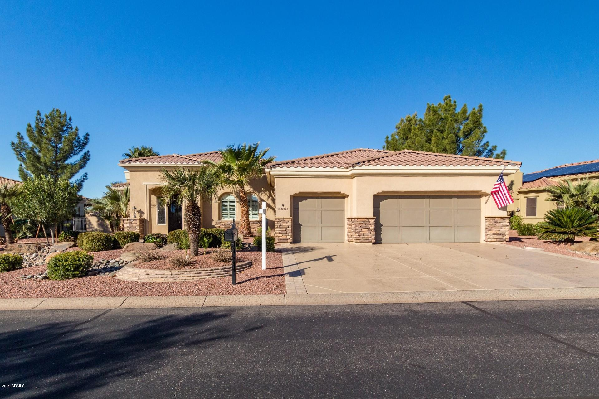 MLS 5880630 22508 N DEL MONTE Court, Sun City West, AZ 85375 Sun City West AZ Scenic