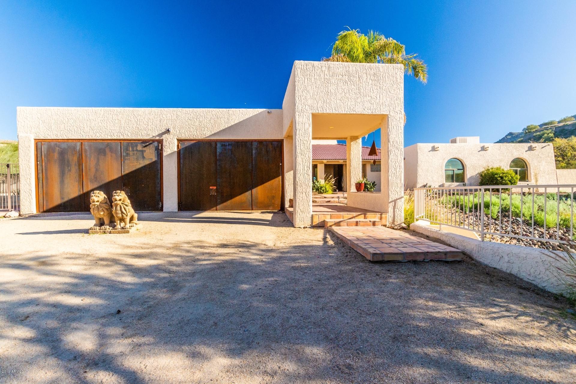 Photo of 7131 N QUARTZ MOUNTAIN Road, Paradise Valley, AZ 85253