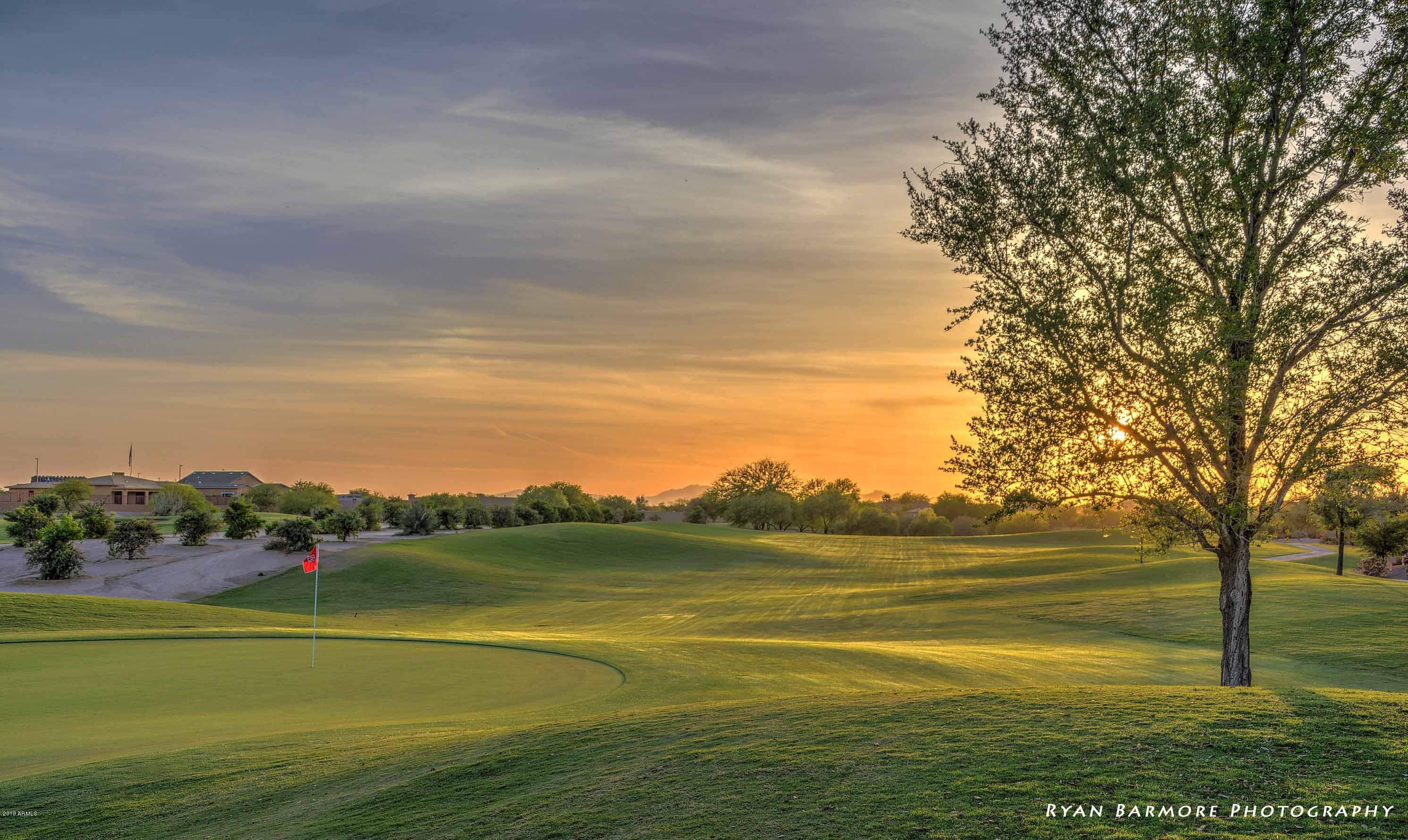MLS 5880586 6788 S BIRDIE Way, Gilbert, AZ 85298 Golf Course Lots