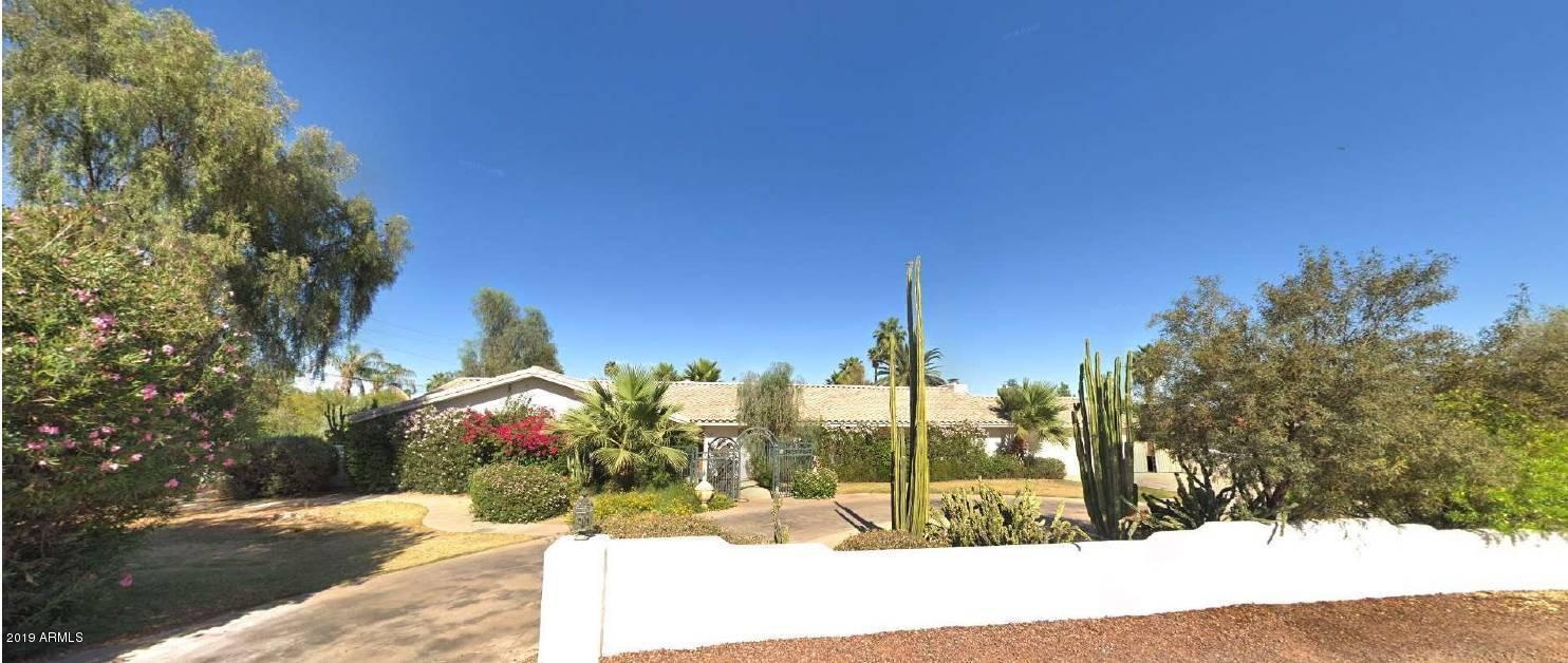 Photo of 5021 N MONTE VISTA Drive, Paradise Valley, AZ 85253