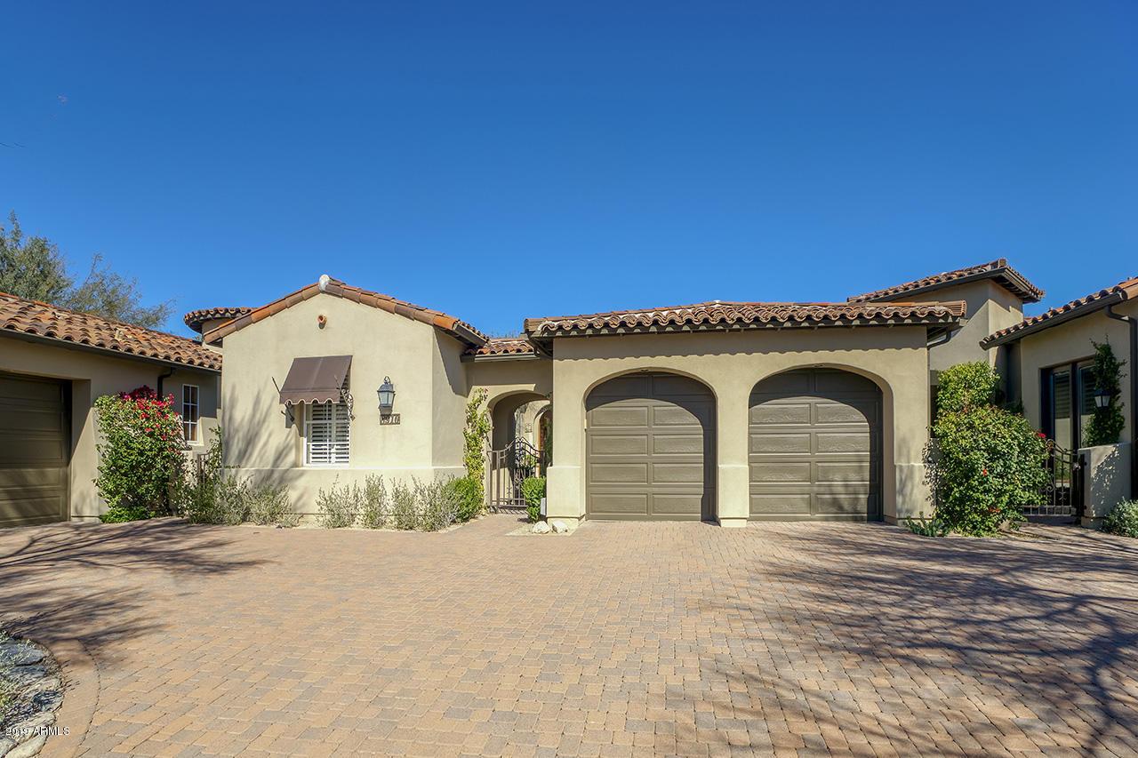 Photo of 8910 E RUSTY SPUR Place, Scottsdale, AZ 85255