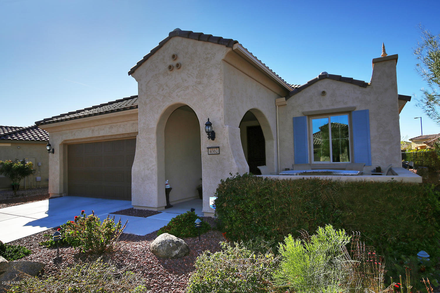 Photo of 4362 N MONTICELLO Drive, Florence, AZ 85132