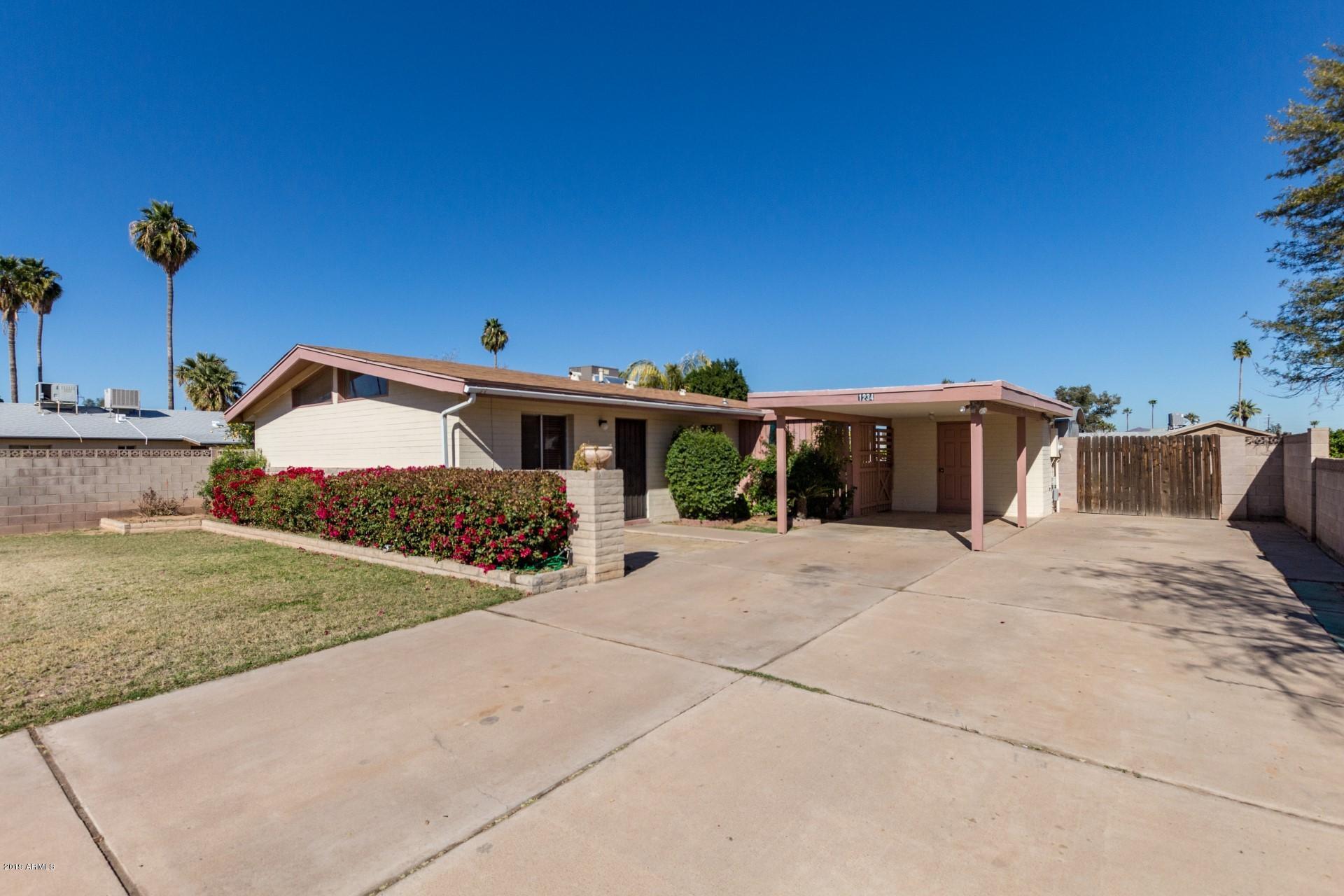 Photo of 1234 W LA JOLLA Drive, Tempe, AZ 85282