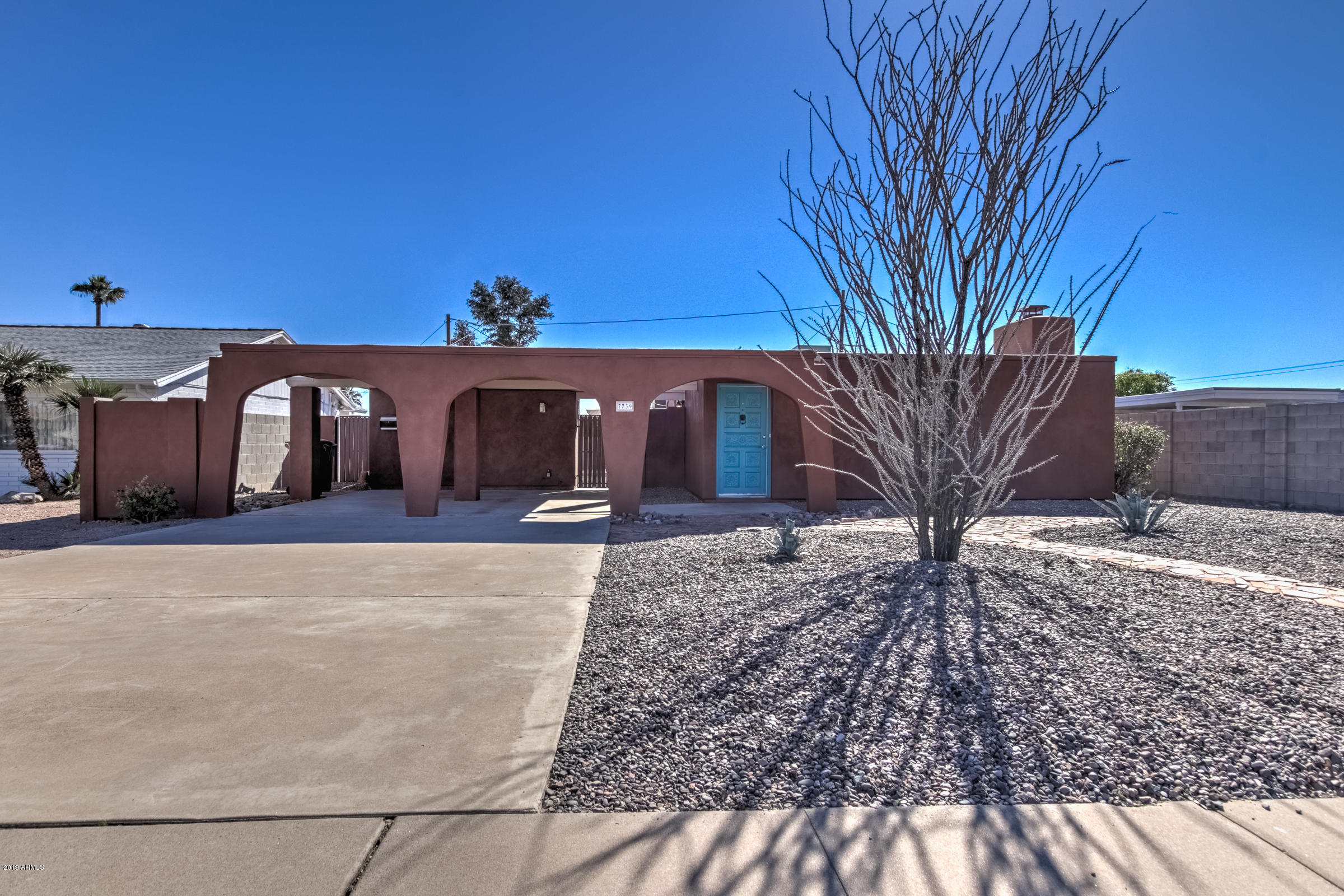Photo of 7739 E PORTLAND Street, Scottsdale, AZ 85257