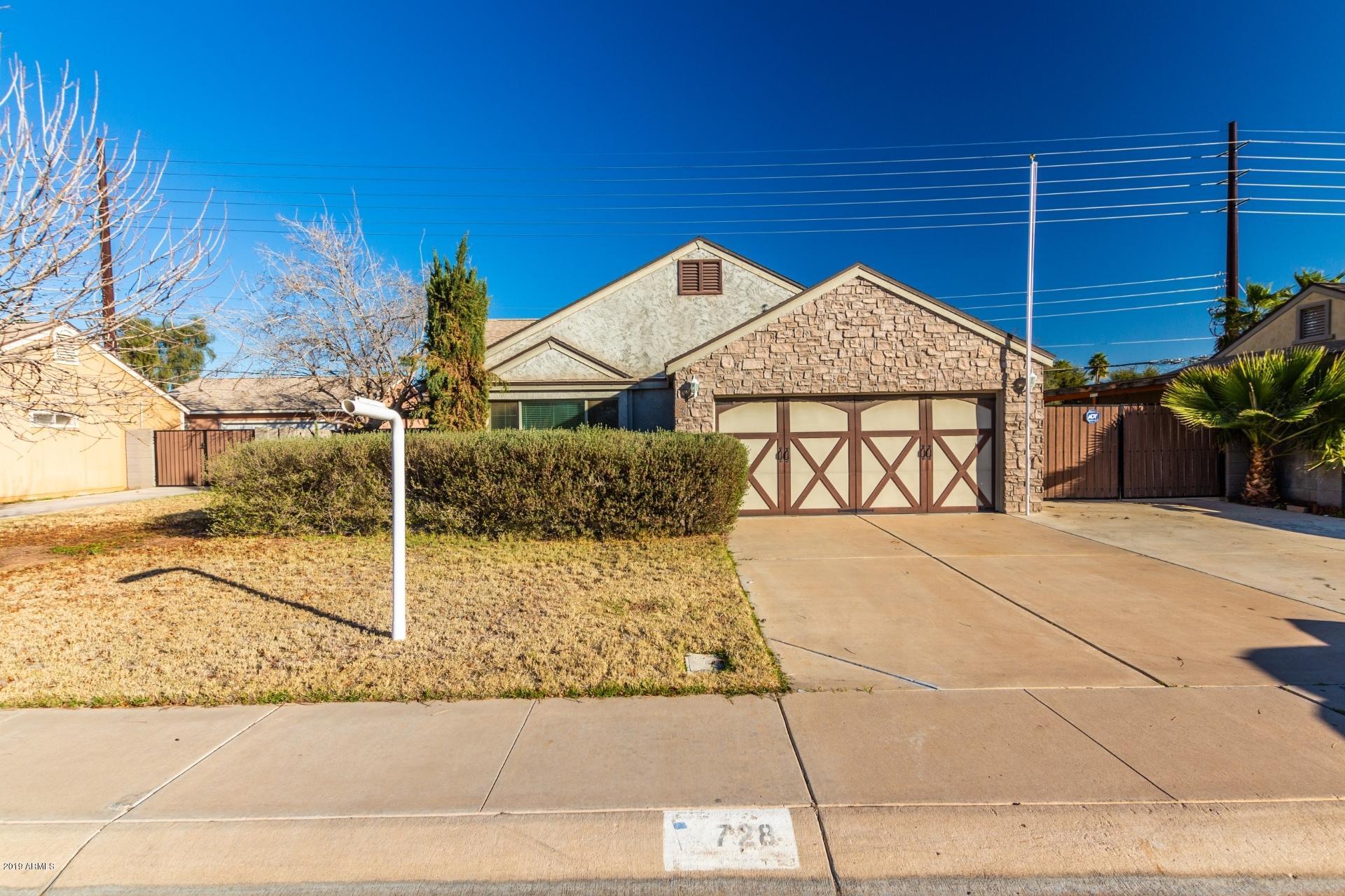 Photo of 728 E BROOKS Street, Chandler, AZ 85225