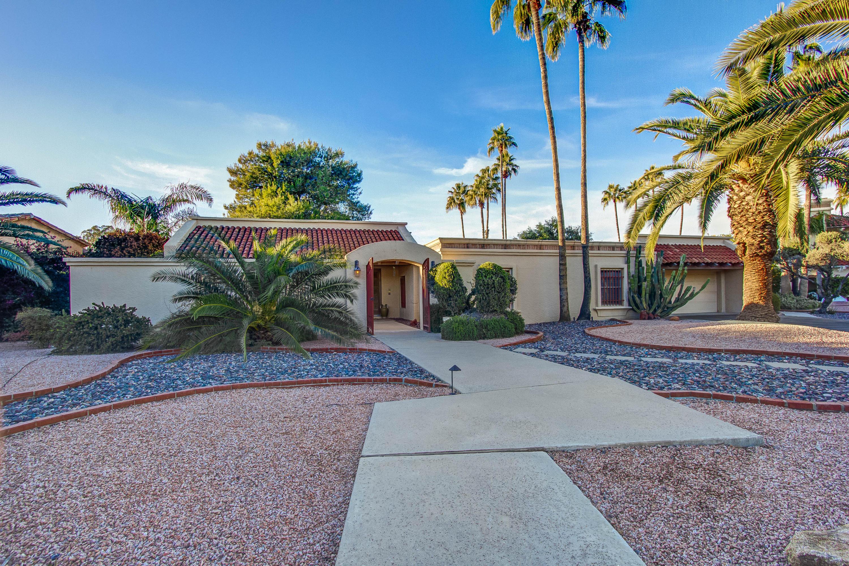 Photo of 7632 E VIA DEL PLACITO --, Scottsdale, AZ 85258