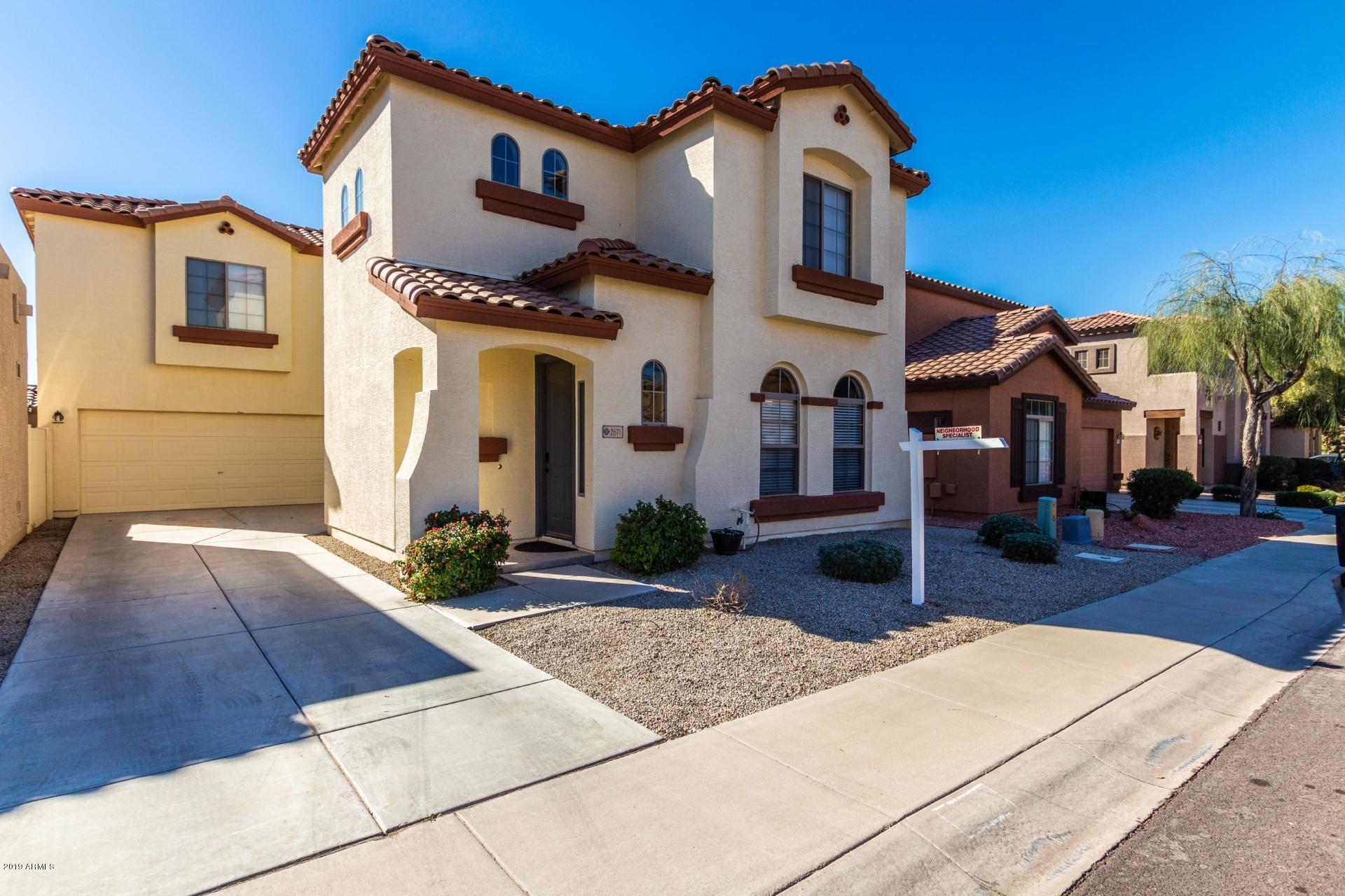 Photo of 2671 E WESSON Drive, Chandler, AZ 85286