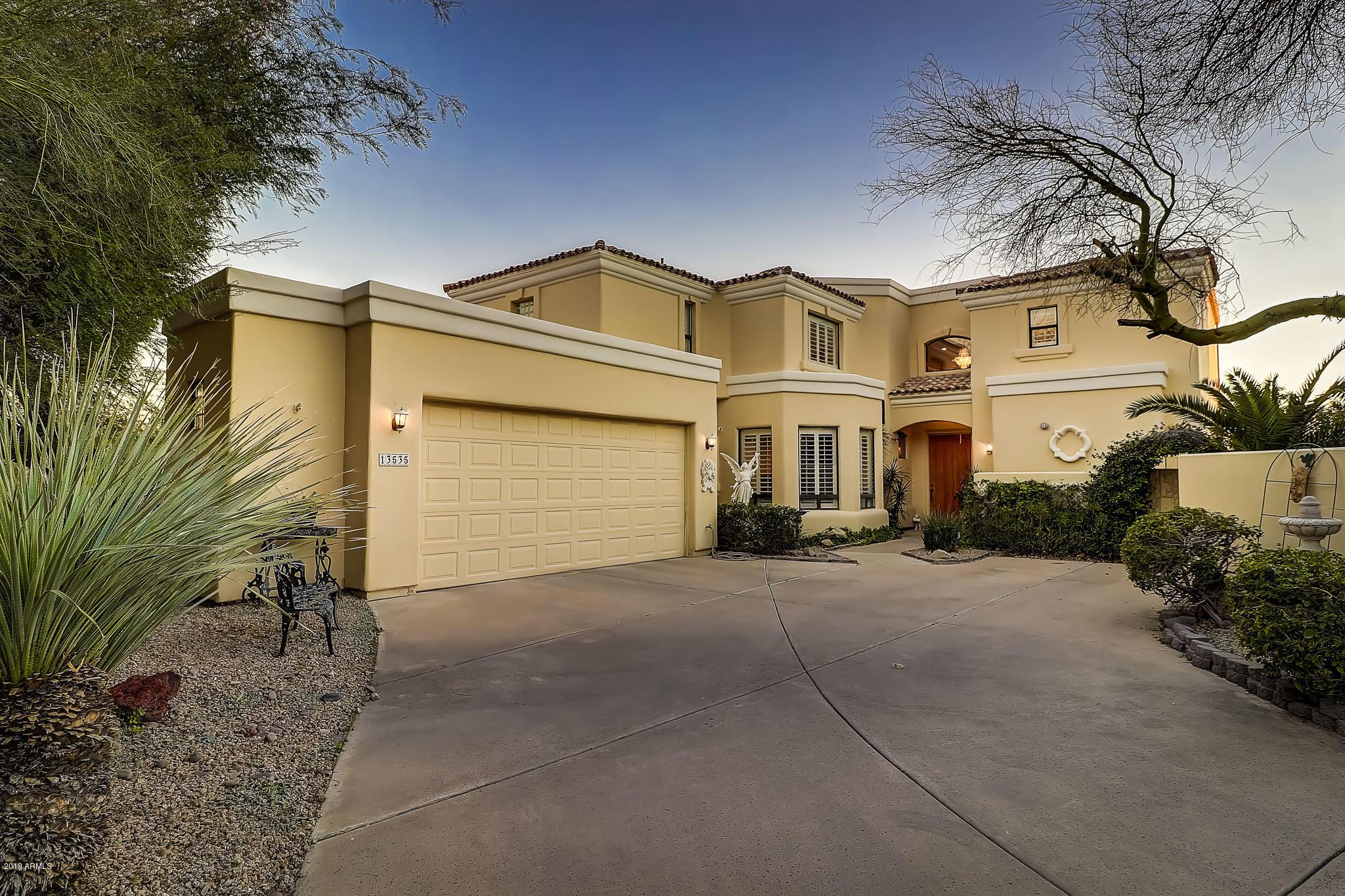 Photo of 13535 E CHARTER OAK Drive, Scottsdale, AZ 85259