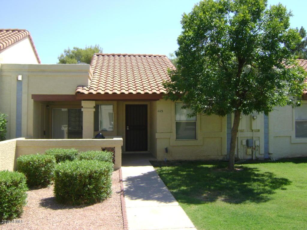 Photo of 5136 E EVERGREEN Street #1123, Mesa, AZ 85205