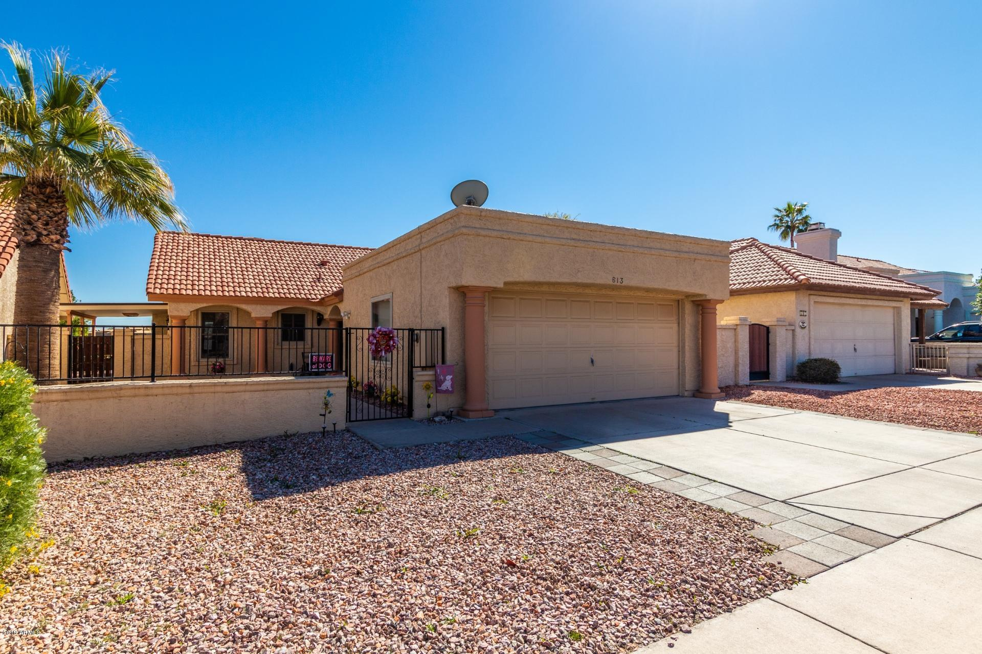 Photo of 613 S DANYELL Drive, Chandler, AZ 85225