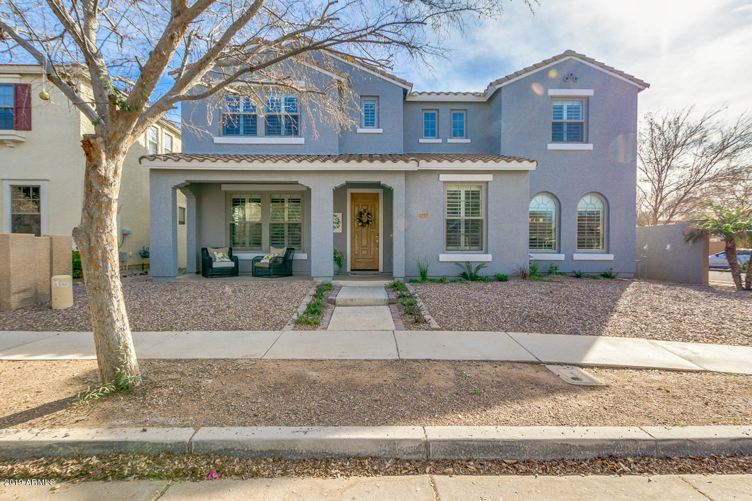 Photo of 2727 E SHANNON Street, Gilbert, AZ 85295
