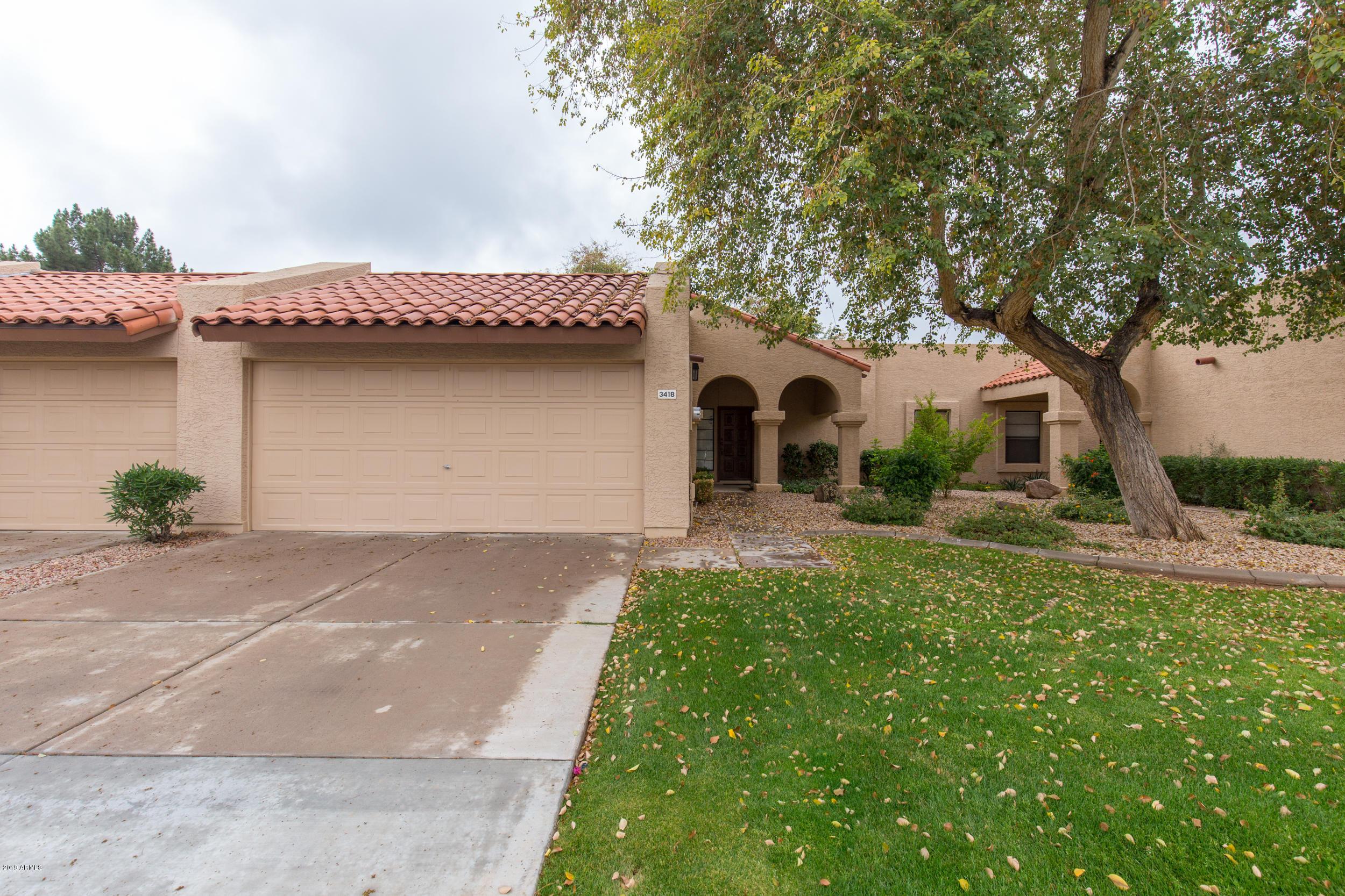 Photo of 3418 N SUNRIDGE Lane, Chandler, AZ 85225