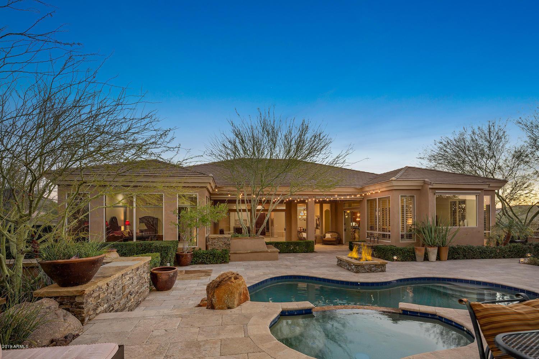 Photo of 10958 E MEADOWHILL Drive, Scottsdale, AZ 85255