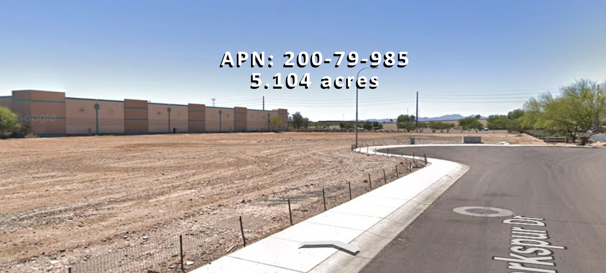 0 W Empire Business Park Lot A5 --, Peoria, Arizona