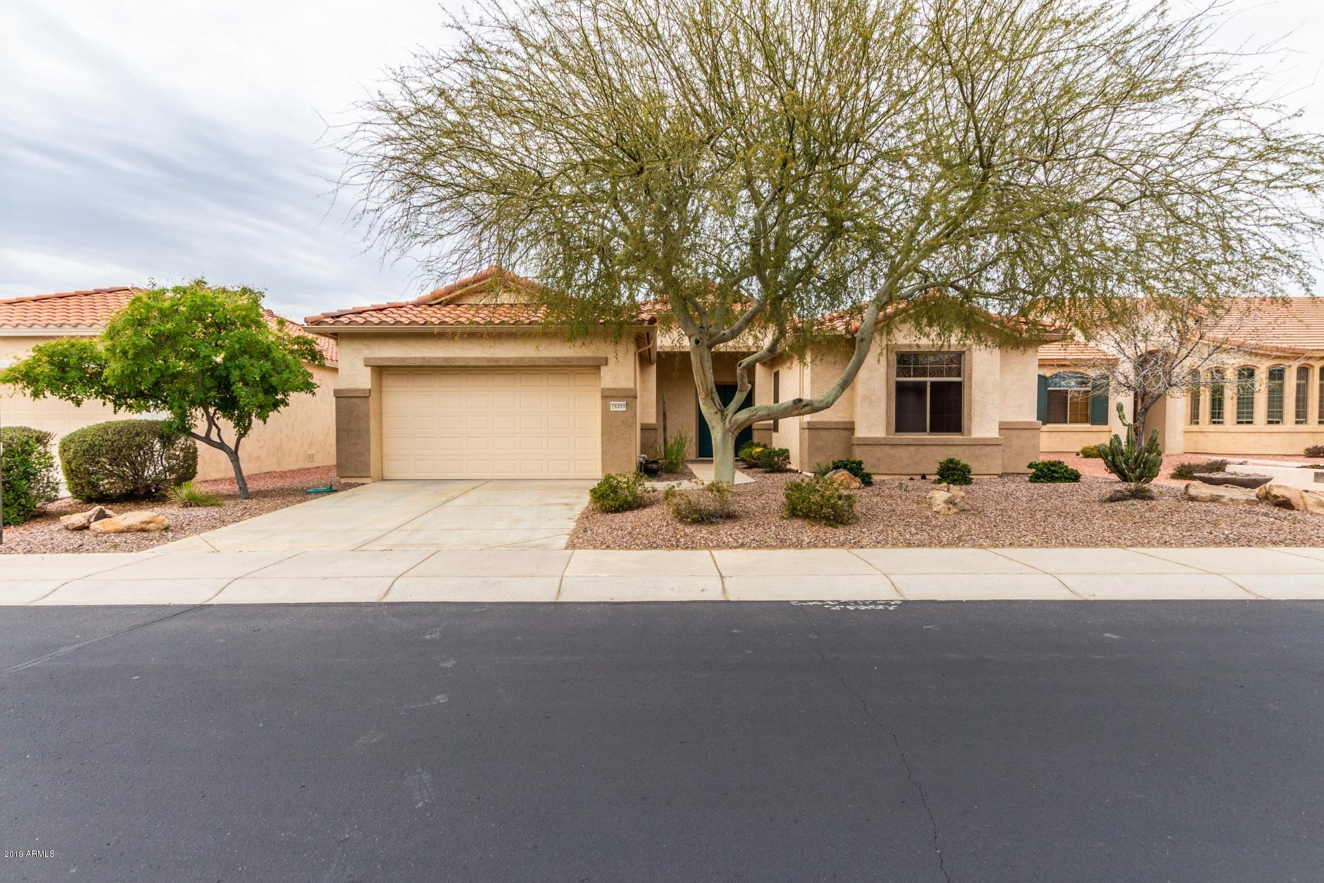 Photo of 18490 N ALAMO Drive, Surprise, AZ 85374
