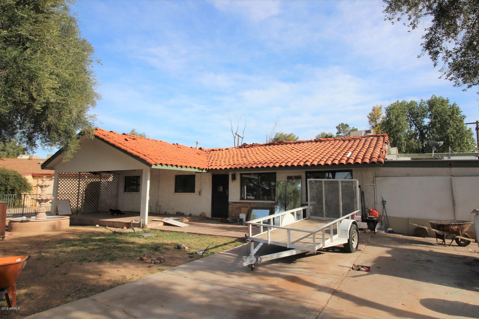 Photo of 1411 S MARILYN ANN Drive, Tempe, AZ 85281