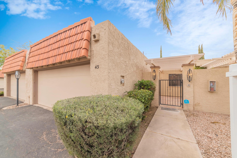 Photo of 5100 N MILLER Road #43, Scottsdale, AZ 85250