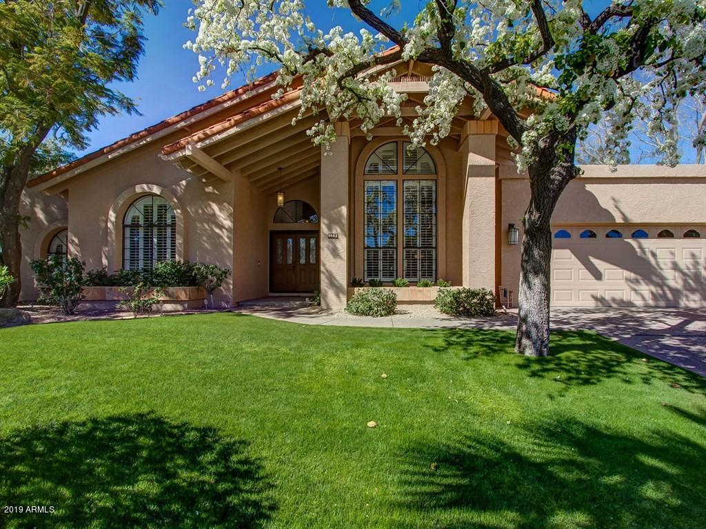 9802 E DOUBLETREE RANCH Road, Scottsdale AZ 85258