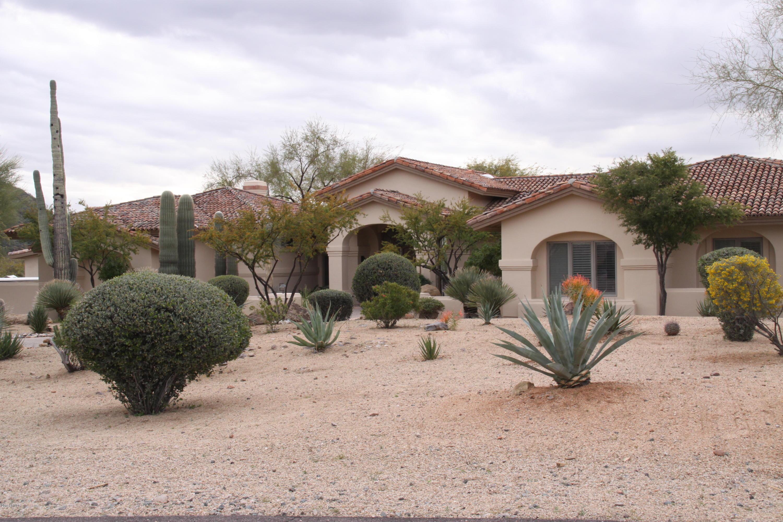 Photo of 9851 E CASITAS DEL RIO Drive, Scottsdale, AZ 85255