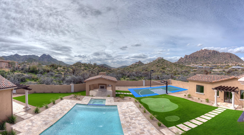 11869 E Buckskin Trail, Scottsdale AZ 85255
