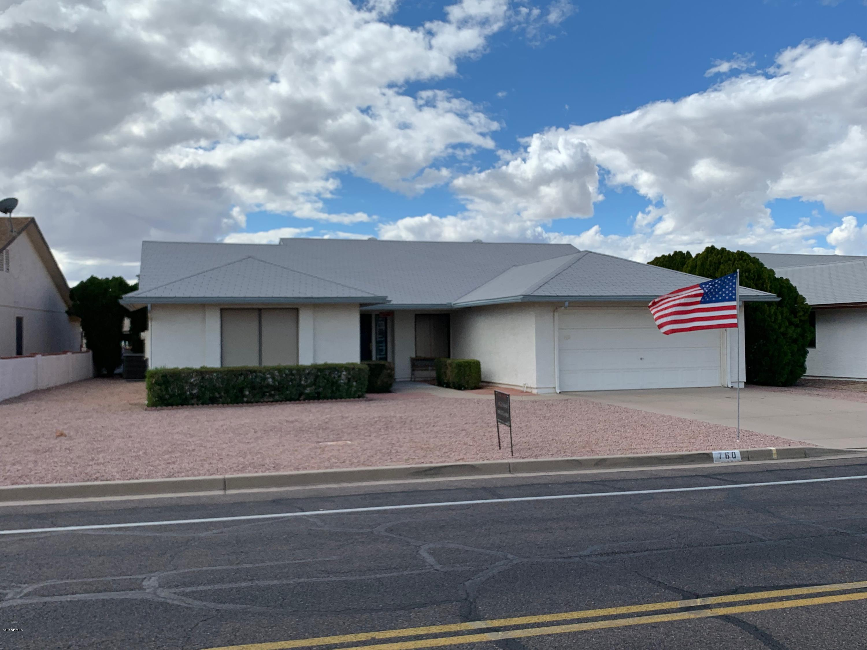 Photo of 760 S 78TH Place, Mesa, AZ 85208