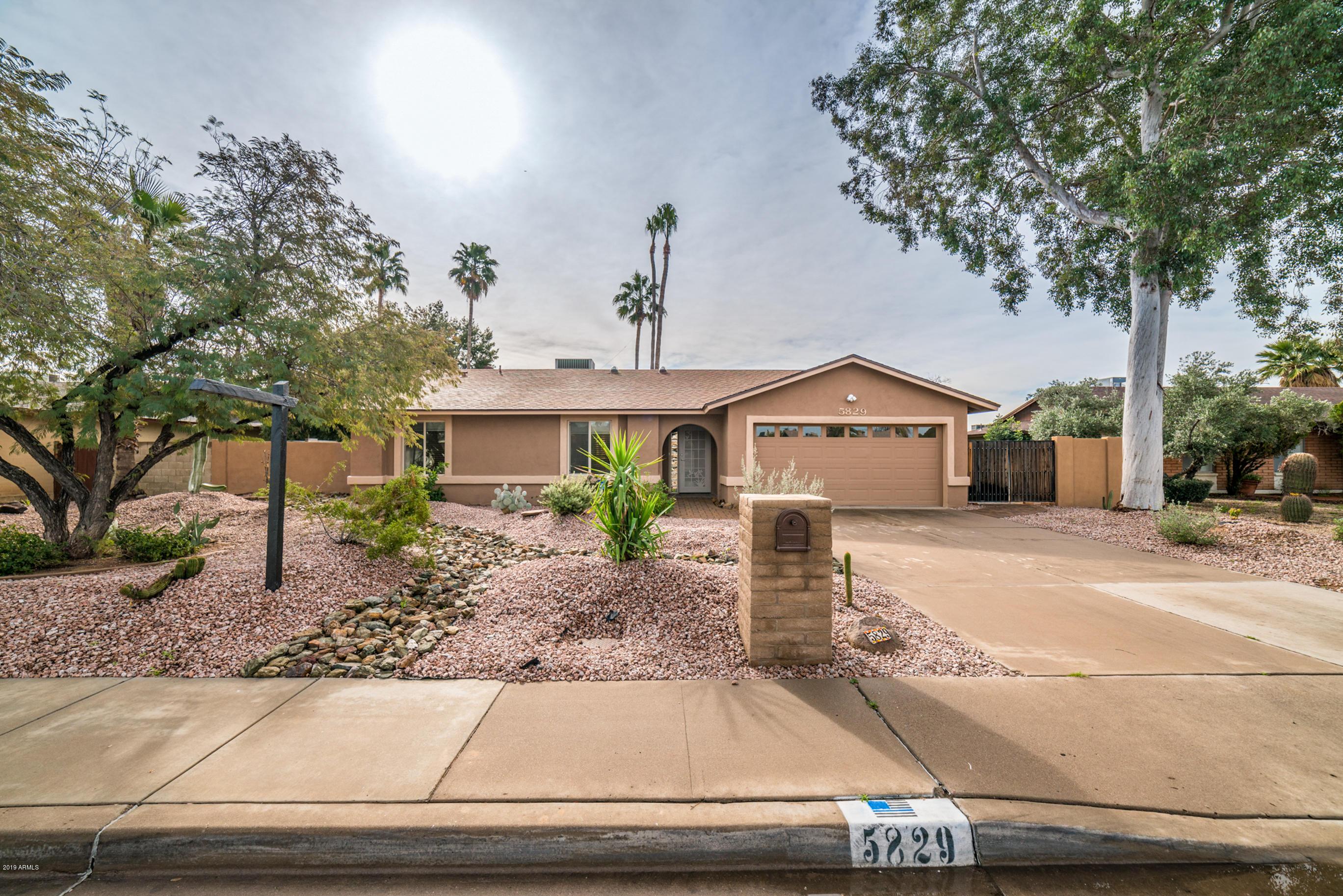 5829 E ACOMA Drive, Scottsdale AZ 85254