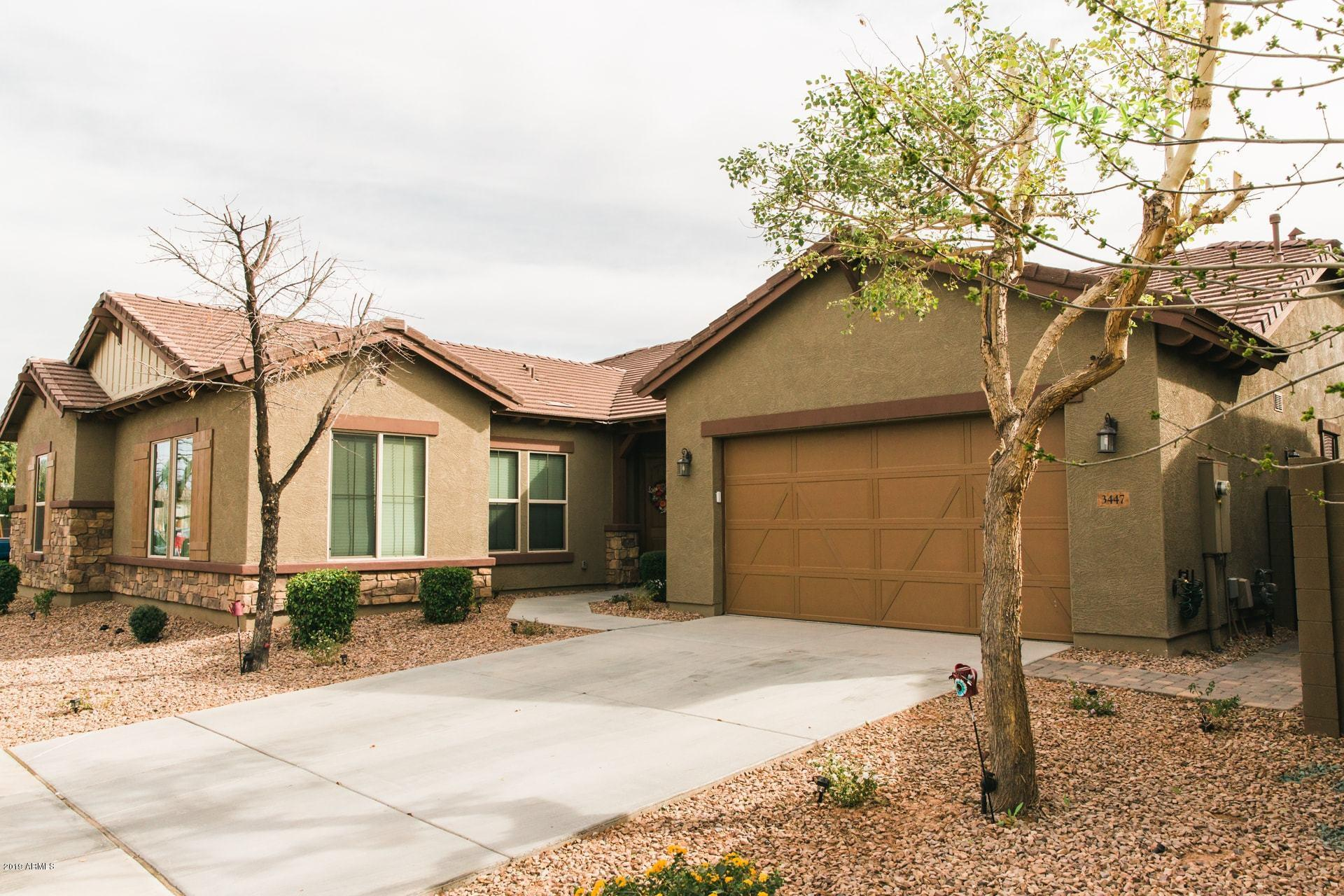 Photo of 3447 E DUBLIN Street, Gilbert, AZ 85295