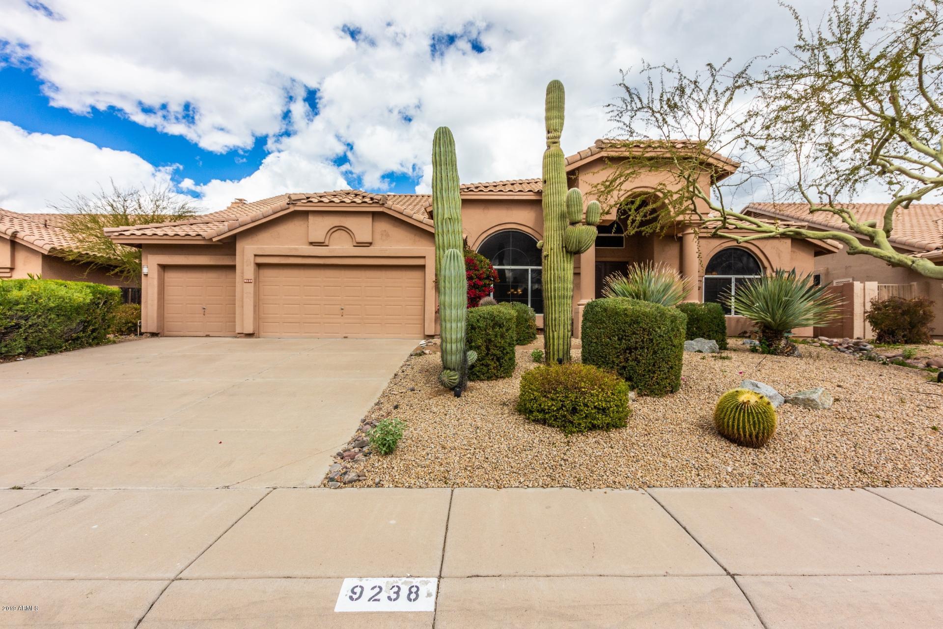 Photo of 9238 E PALM TREE Drive, Scottsdale, AZ 85255