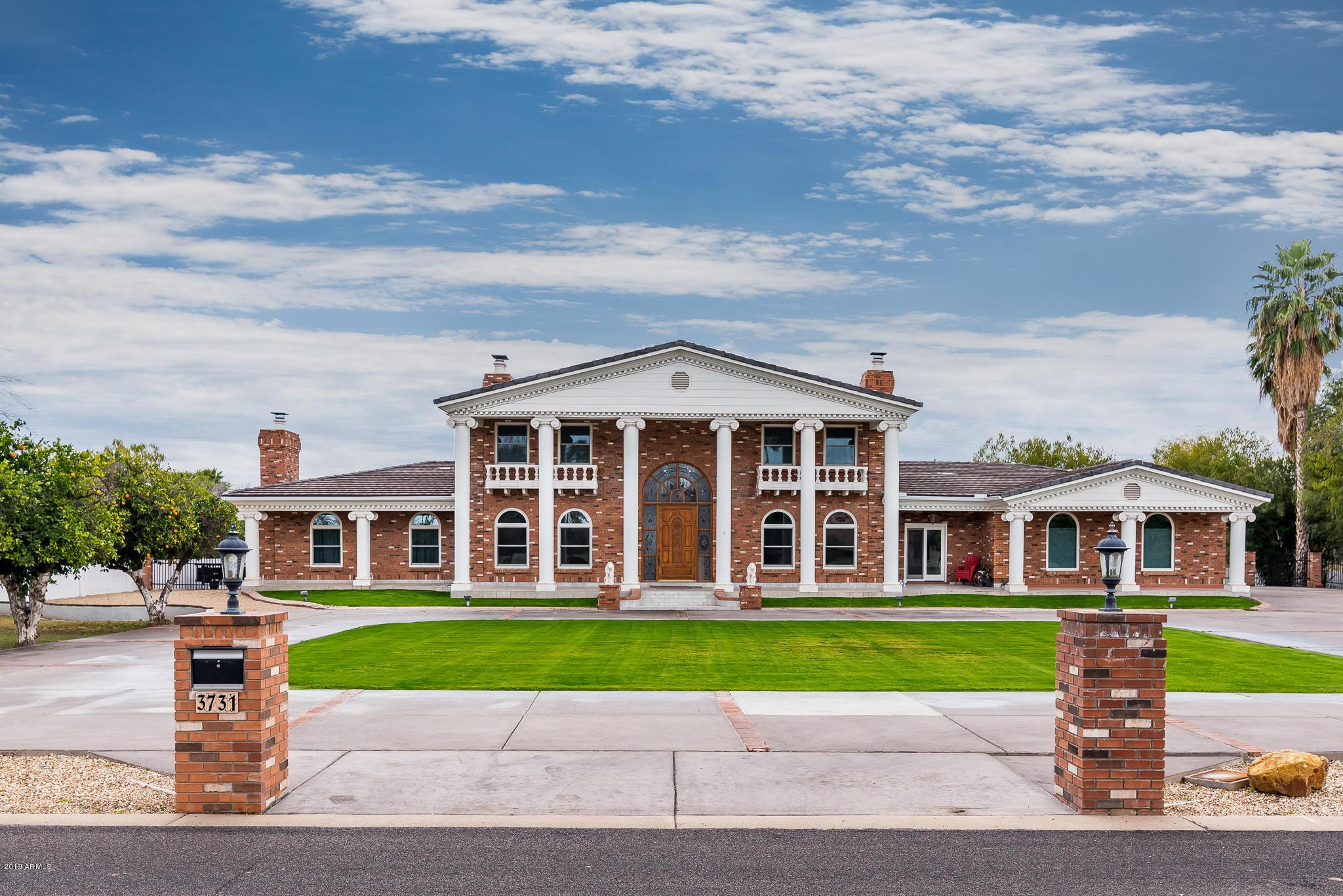 Photo of 3731 E MENLO Street, Mesa, AZ 85215