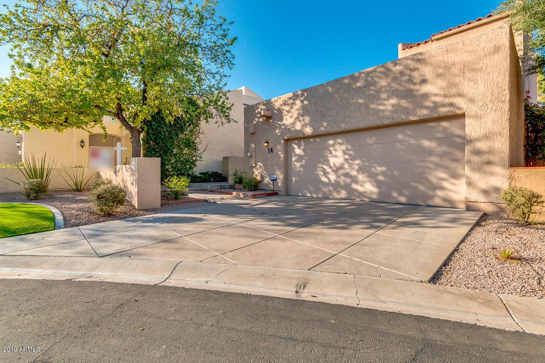MLS 5887035 2626 E ARIZONA BILTMORE Circle Unit 14, Phoenix, AZ 85016 Phoenix AZ Golf