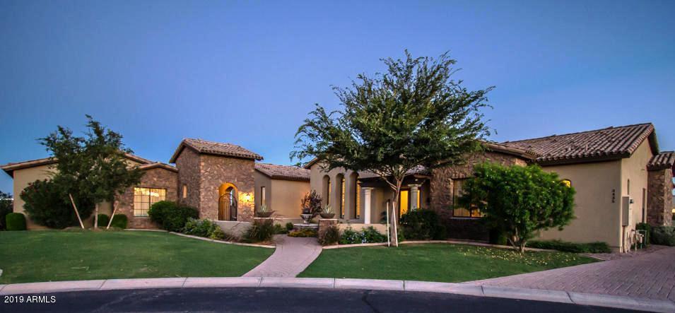 Photo of 3435 E AQUARIUS Court, Chandler, AZ 85249