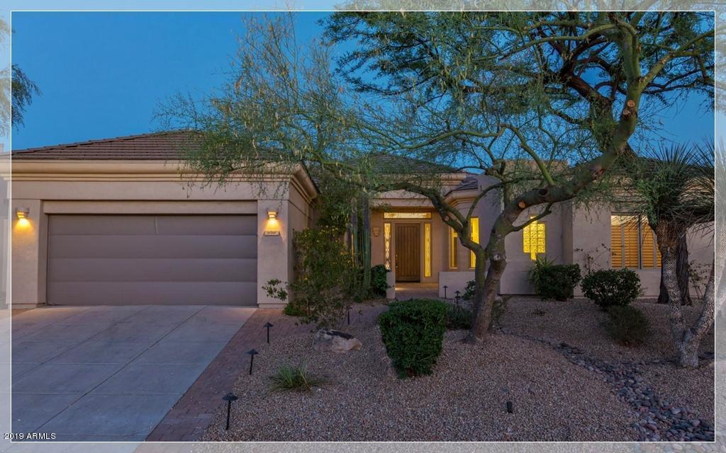 Photo of 6097 E BRILLIANT SKY Drive, Scottsdale, AZ 85266