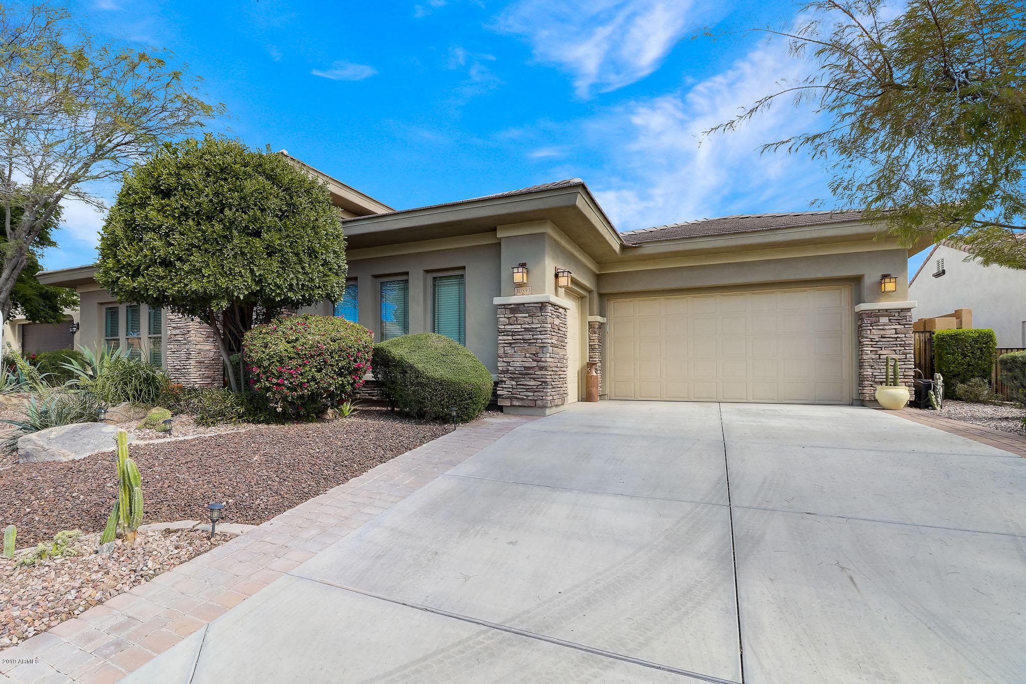 30593 N 126TH Lane, Vistancia in Maricopa County, AZ 85383 Home for Sale