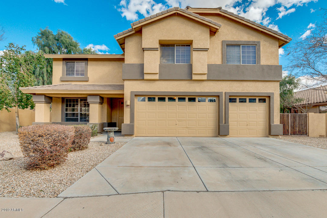Photo of 5433 S BELL Drive, Chandler, AZ 85249