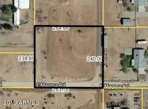 Property for sale at 000 E Magma Road, Florence,  Arizona 85132