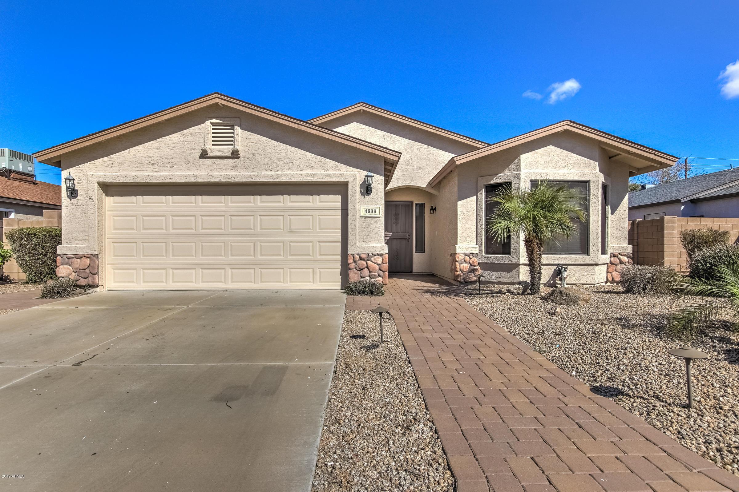Photo of 4838 W Saint John Road, Glendale, AZ 85308