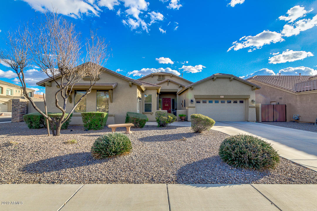 Photo of 2473 E EBONY Drive, Chandler, AZ 85286