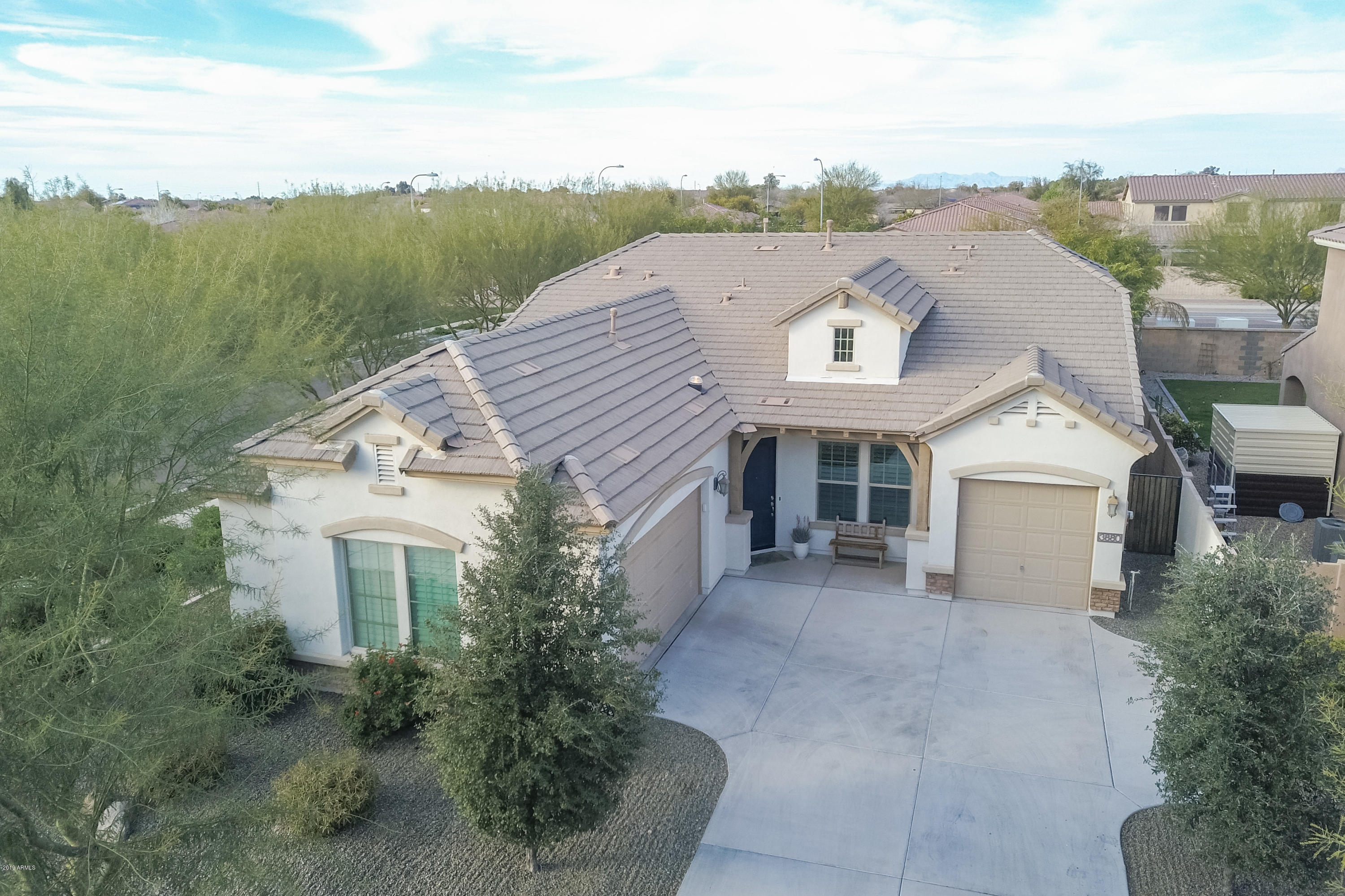 Photo of 3880 E HORSESHOE Place, Chandler, AZ 85249