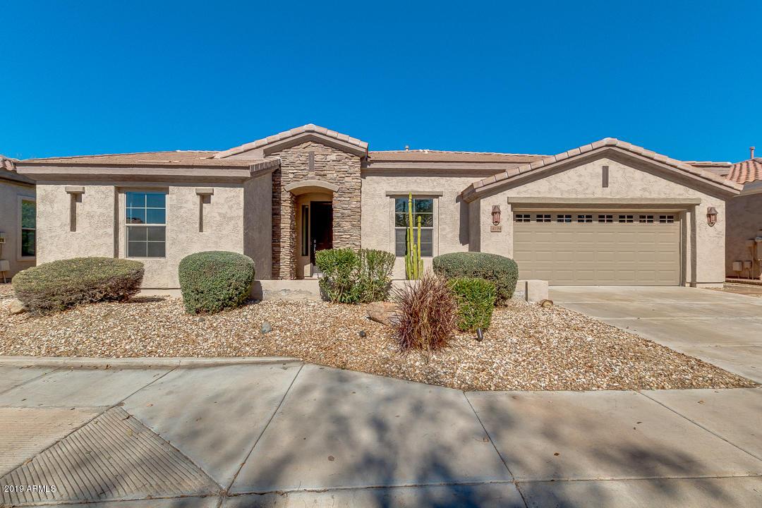 Photo of 4194 E CAROB Drive, Gilbert, AZ 85298