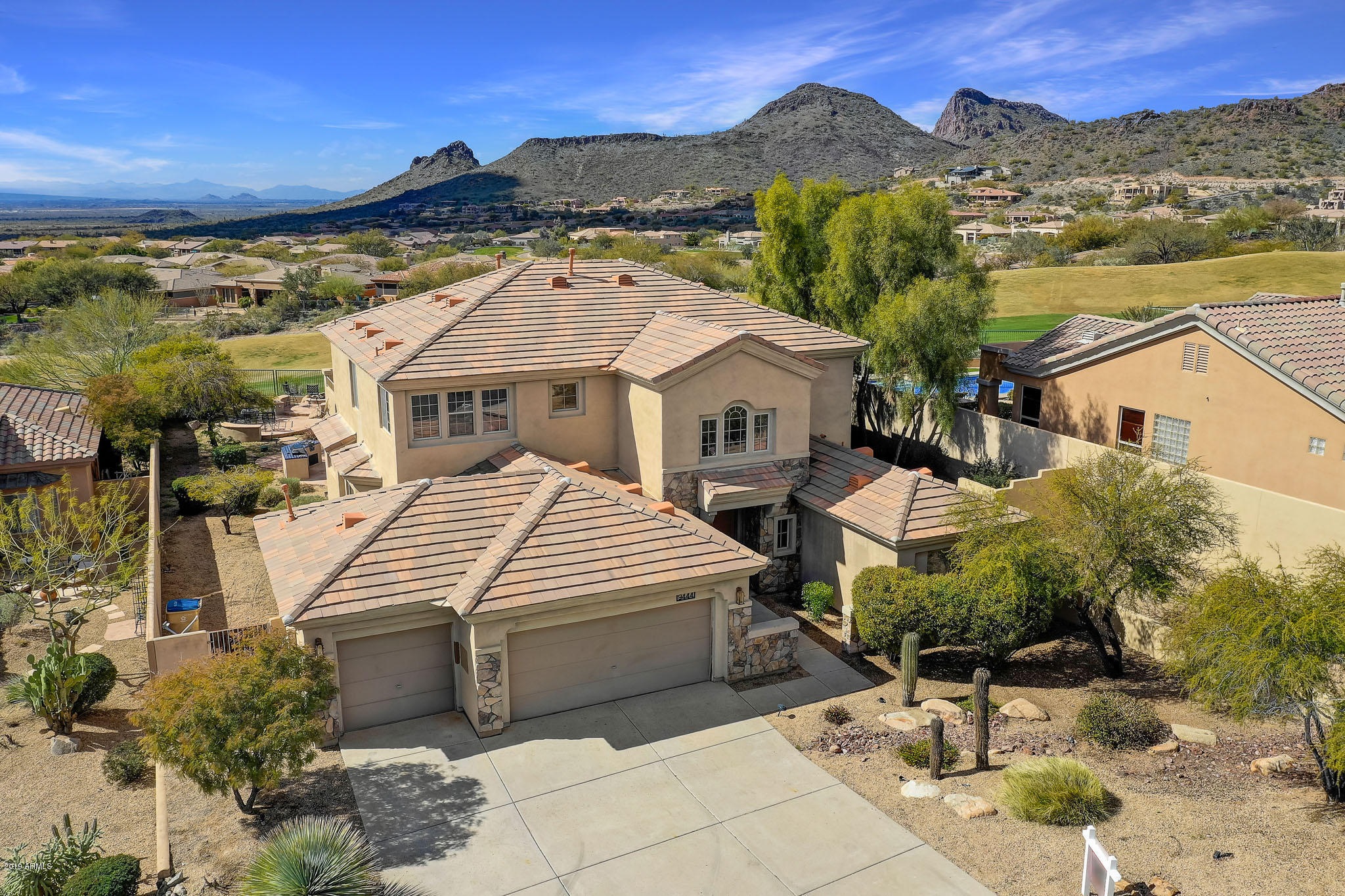 Photo of 9444 N INDIGO HILL Drive, Fountain Hills, AZ 85268