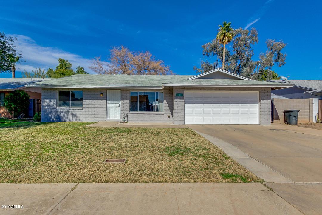 Photo of 1544 W PERALTA Avenue, Mesa, AZ 85202