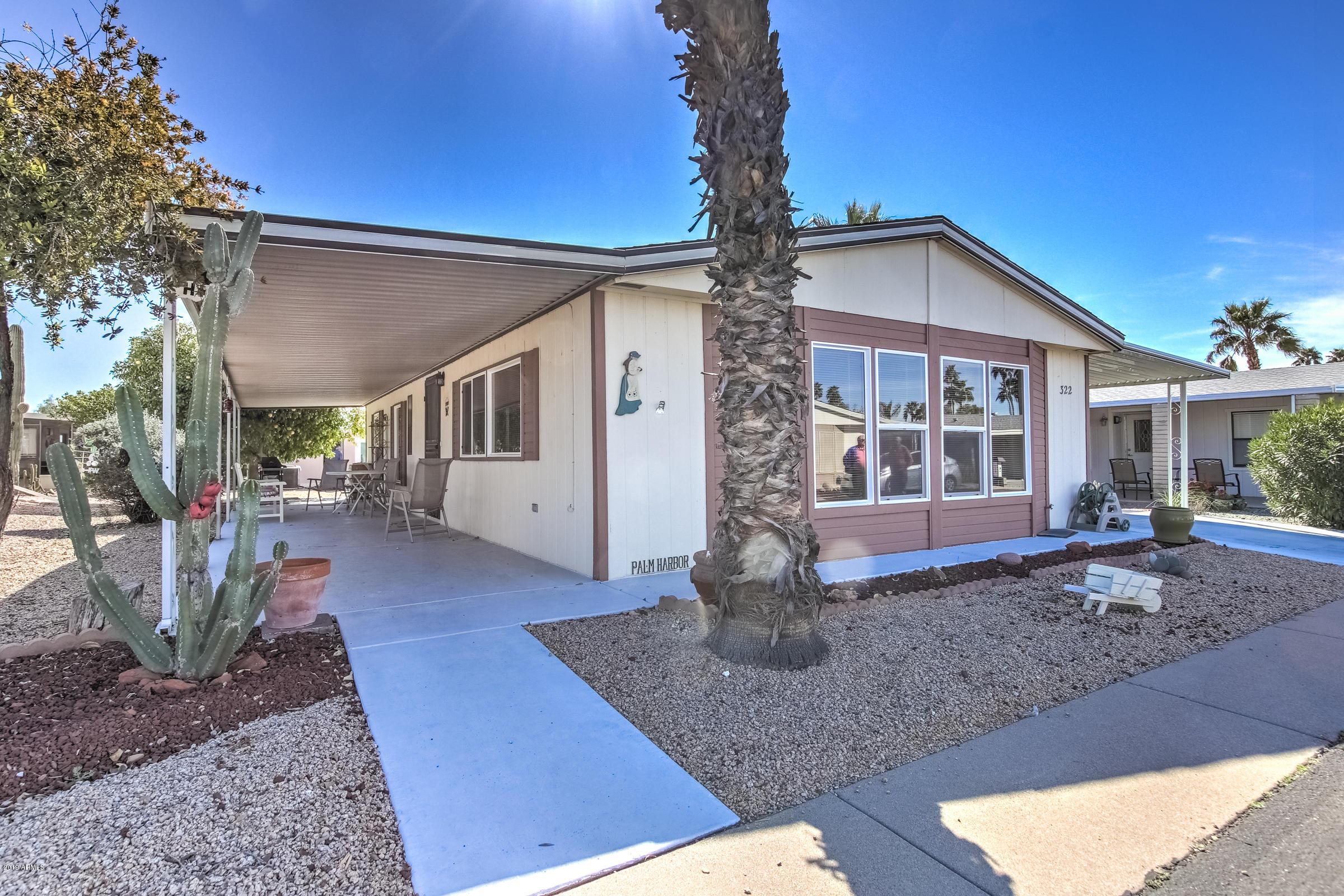 Photo of 6209 E MCKELLIPS Road #322, Mesa, AZ 85215