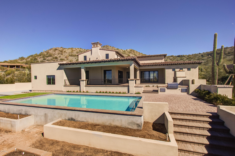 MLS 5888493 35014 N El Sendero Road, Carefree, AZ 85377 Carefree AZ Newly Built