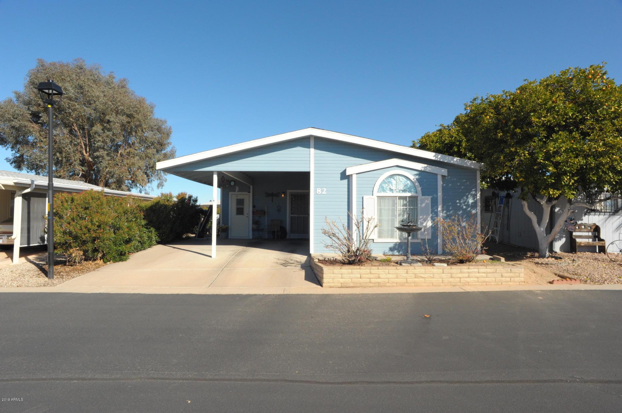 Photo of 5735 E MCDOWELL Road #82, Mesa, AZ 85215