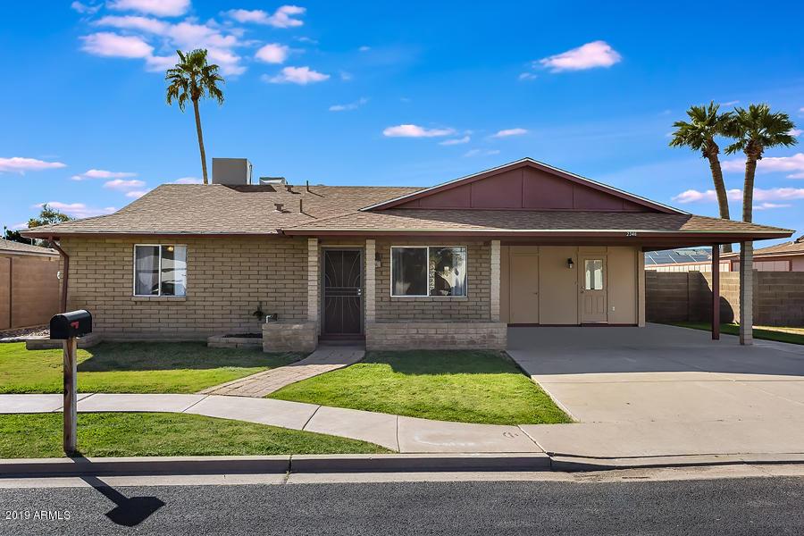 Photo of 2346 W CALLE IGLESIA Avenue, Mesa, AZ 85202